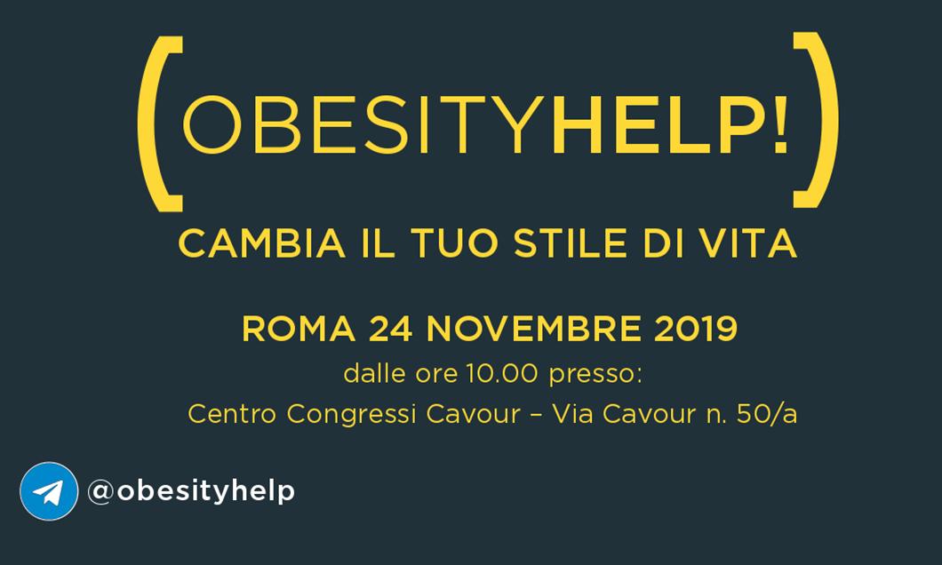 ObesityHelp Roma 2019